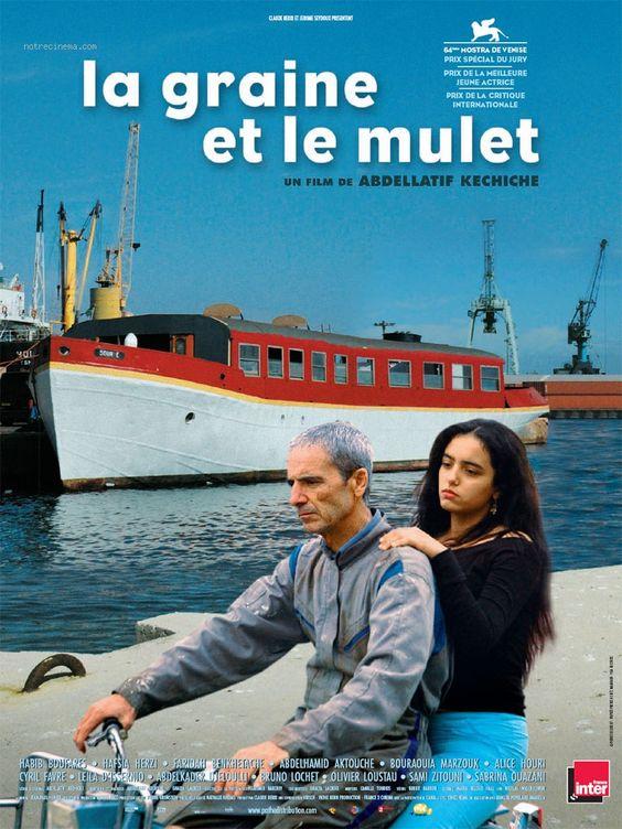 La Graine et le Mulet - Film de Abdellatif Kechiche(ma note : 10/10) ★