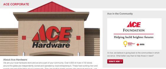 Ace Hardware Corp  #AceHardwareCorp  #AceHardware  #Ace  #Hardware  #Corp  #Wholesale  #Paint  #Business  #Kamisco