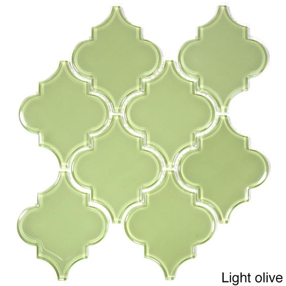 Giorbello Tile - Arabesque 1 case of 11 sheets