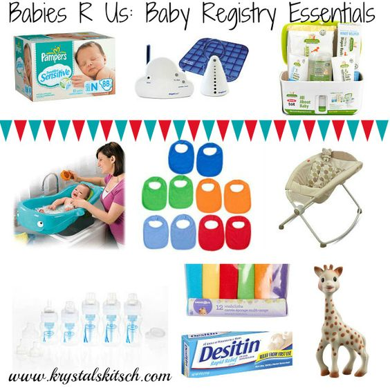 Partners With Babylist Online Registry  Baby Registry Checklist