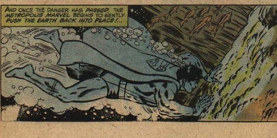 Superman's Strength Feats