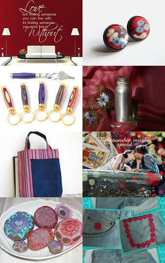 August Finds ... Red #promotingwomen