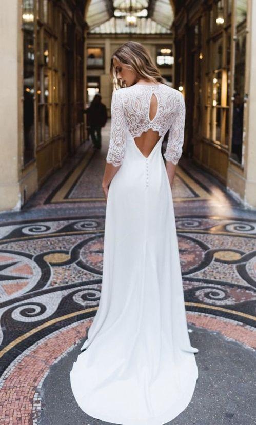 véritable bien connu achat authentique 16 robes de mariées idéales pour un mariage d'hiver ...