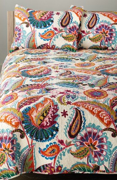 bright reversible duvet cover