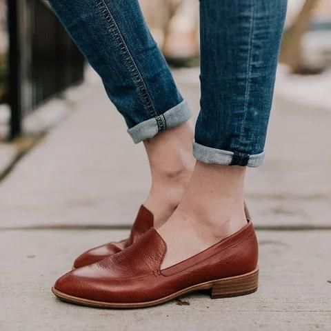 Pin on loafers outfit