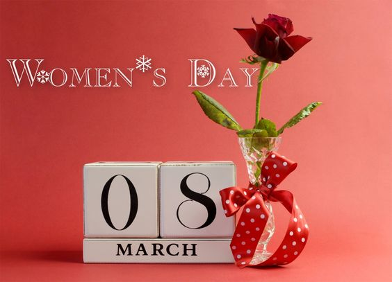 Happy International Women's Day ! March 8 • Elsoar: