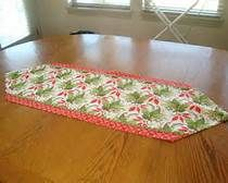 10 minute table runner pattern free bing images 10 for 10 minute table runner placemats