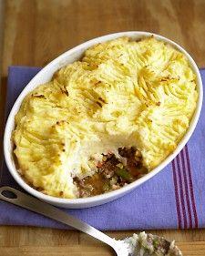 Shepherd's Pie - Martha Stewart Recipes