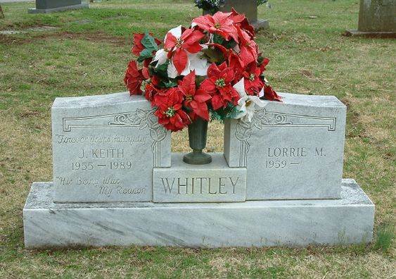 Keith Whitley Gravesite Keith Whitley Was Married To