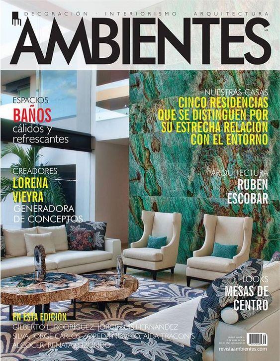 Revista decoracion de interiores cajas de frutas y - Libros de decoracion de interiores gratis ...