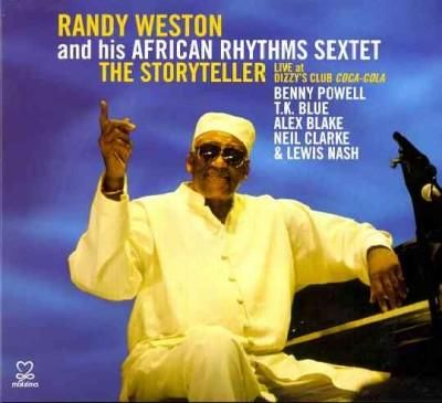 Randy Weston - The Storyteller, Black