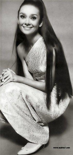 Audrey Hepburn.: