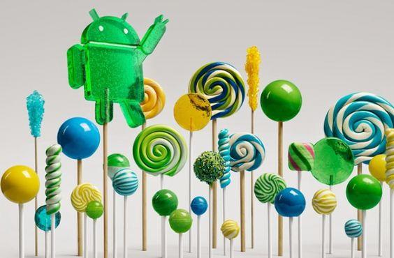 "Google presentó a ""Lollipop"" su nueva version de android - http://droidnews.org/google-presento-a-lollipop-su-nueva-version-de-android/"