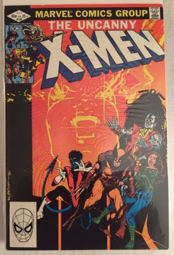 The Uncanny X-Men #159 - Marvel Comics - Dated 7/1/1982 in Collectibles, Comics, Bronze Age (1970-83), Superhero, X-Men | eBay
