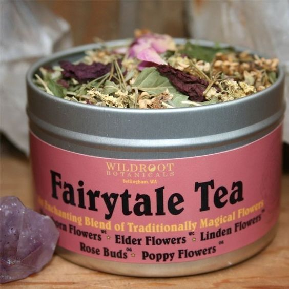 fairytale tea