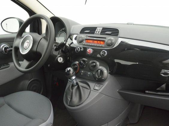 Fiat 500 TWINAIR POP Airco