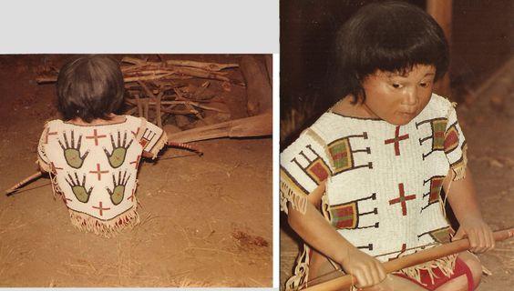 Sioux boy;s shirt. Robinson Museum, Pierre SD  ac