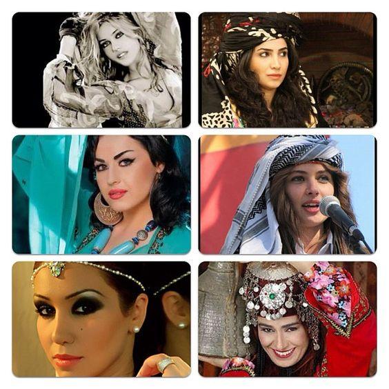 Some Kurdish girls