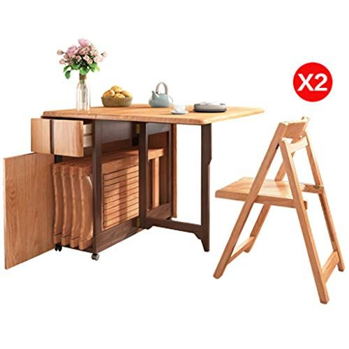 Coffee Table Modern Foldable Dining Table Household Telescopic