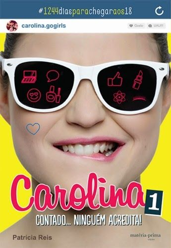 Manta de Histórias: Passatempo 3º Aniversário - Carolina 1 e 2
