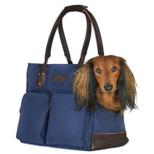 Django Dog Carry Bag Waxed Canvas And Leather Soft Side Https Www Amazon Com Dp B07bhxb45b Ref Cm Sw R Pi Dp U X G Best Carry On Bag Canvas Leather Bags
