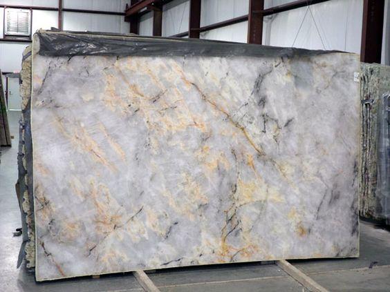 MOSCOVITA-ORO quartzite slab 23979-600