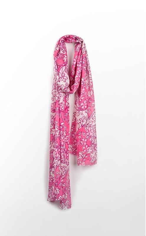 a phi inspired lilly pulitzer scarf