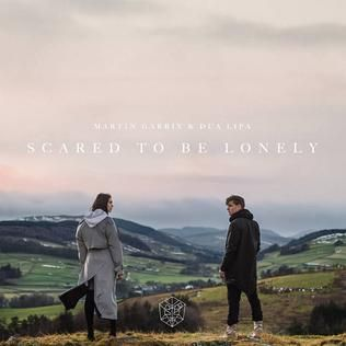 Martin Garrix, Dua Lipa – Scared to Be Lonely acapella