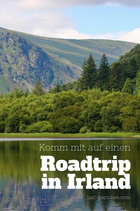 Ein Roadtrip an der Westküste Irlands - Schroffe Felsen, kleine Städte und natürlich grüne Wiesen säumen den Weg!