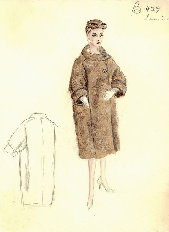 ana_lee: Bergdorf Goodman Archives. Day Dresses & Ensembles