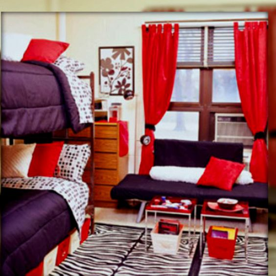 Decorating Ideas > Pinterest • The World's Catalog Of Ideas ~ 232412_Pink And Purple Dorm Room Ideas