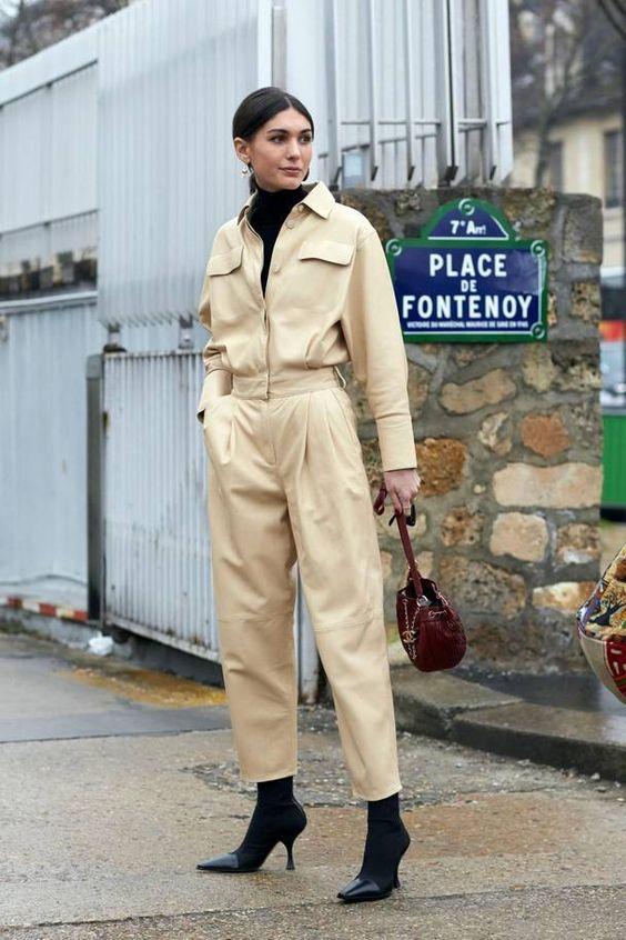 Paris Fashion Week AW18 street style