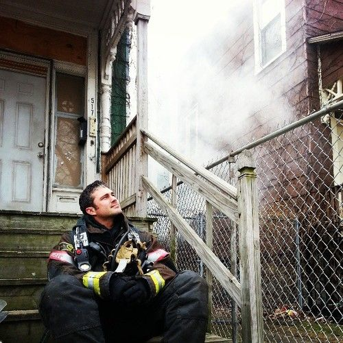 Chicago Fire: Smokin'...