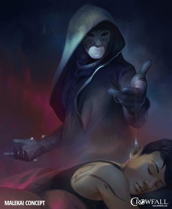 Crowfall - Throne War MMO | Malekai
