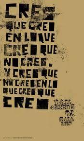 Afiche cubano