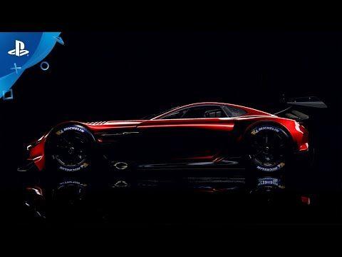 Gran Turismo Sport Mazda Rx Vision Gt3 Concept Trailer Ps4 Youtube In 2020 Turismo Mazda Trailer