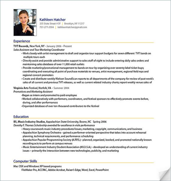 for more sample resumes of recruiters visit wwwresumeformatorg google drive resume template - Resume Template Google Drive