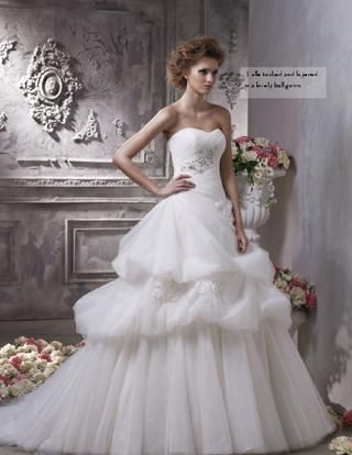 Our beautiful Anjolique gowns are featured in the Leslie Blake Magazine's bridal issue!