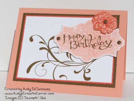 Edie Birthday Simple Birthday Cards Birthday Cards Cards