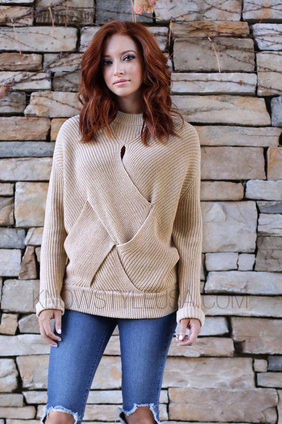 No Chill Sweater