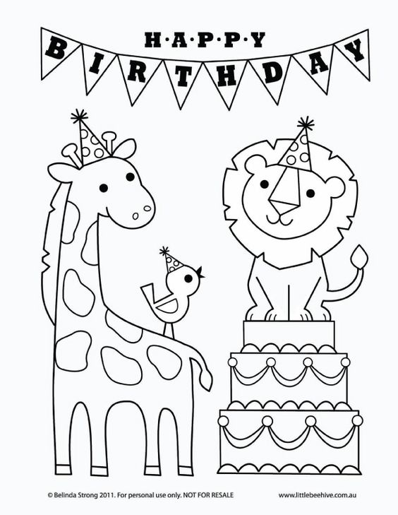 august coloring pages for kids - photo#22