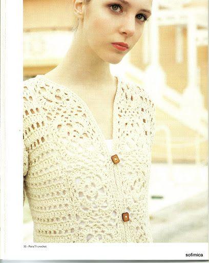Para Ti Crochet 2010 - Cecilia Ines - Álbuns da web do Picasa