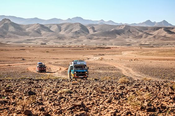 Nós Visitamos Mais De 50 Países Com A Nossa Van Gastando Apenas 8 Dólares Por Dia