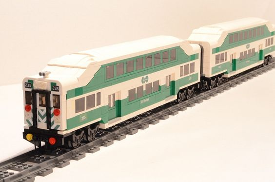 Lego GO Train Coach Set | Flickr - Photo Sharing!