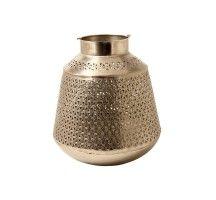 Castiçal de Metal Decorativo Carry Grande