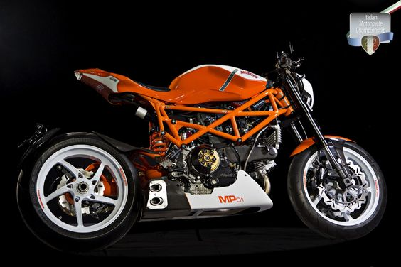 Ducati Monster S2r Special