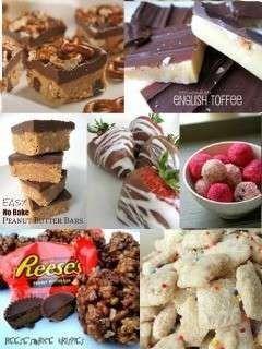 50 easy no bake desserts