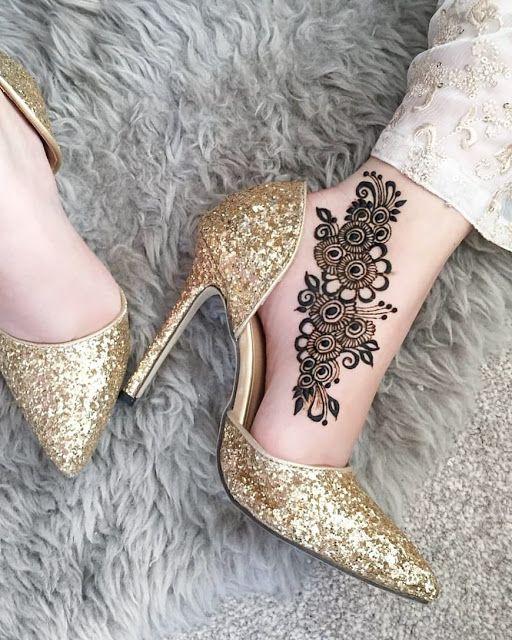 131 Simple Arabic Mehndi Designs That Will Blow Your Mind Simple Arabic Mehndi Designs Henna Designs Feet Mehndi Designs Feet