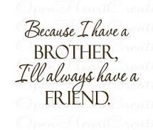 brother quotes - Google Search