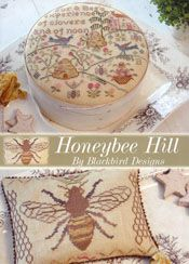 Honeybee Hill: Country Stitches